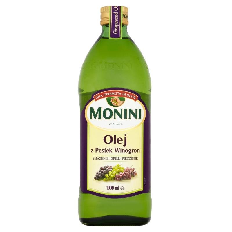 Olej z pestek winogron jak schudnąć